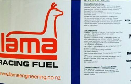 llama Race Fuel