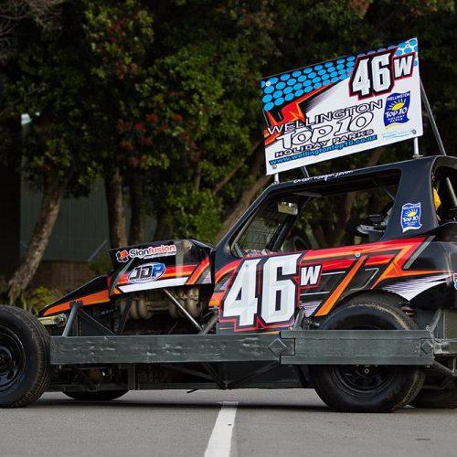 Team Driver Allen Levien