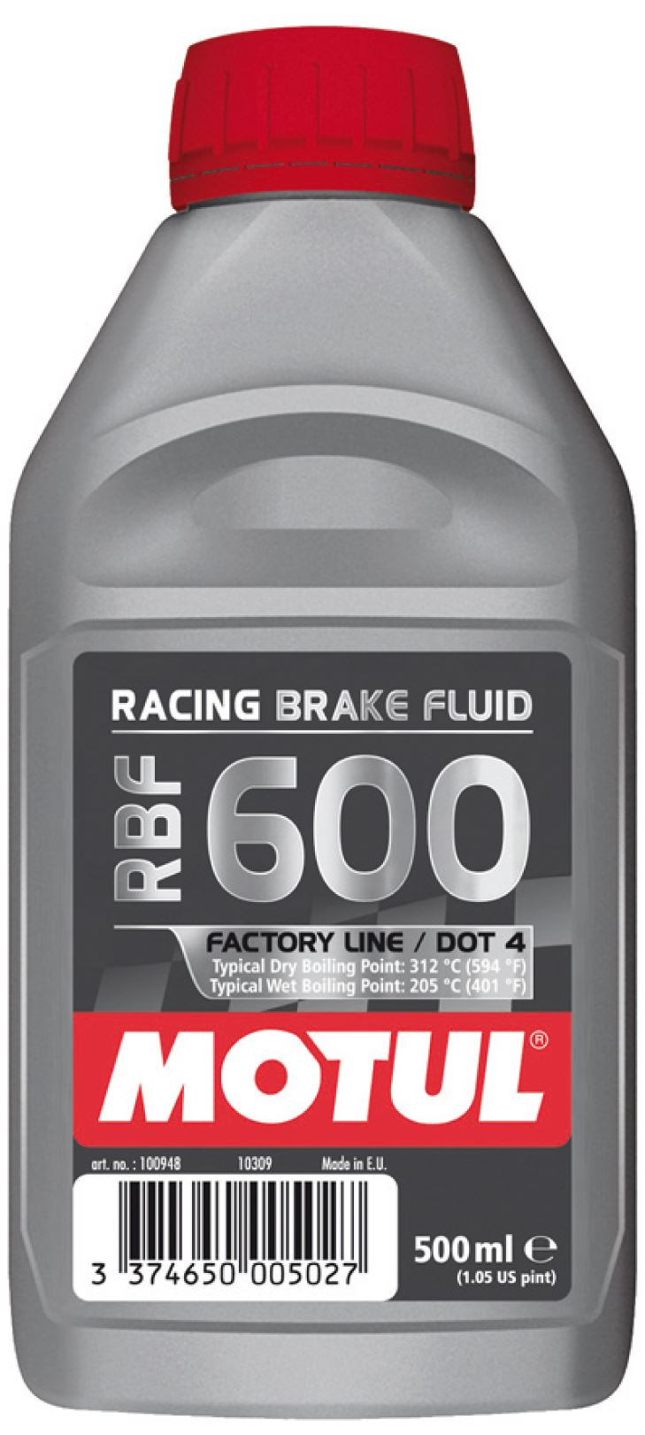 Motul RBF600 Brake Fluid – 500mL