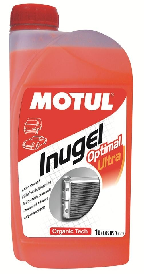 Motul INUGEL OPTIMAL ULTRA 1L ORANGE