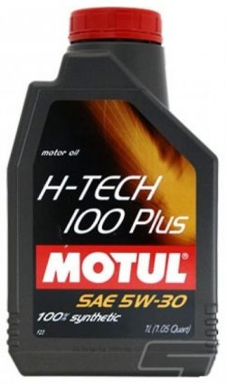 Motul H-Tech 100 Plus 5W30 - 1L