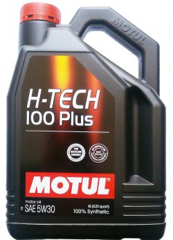 Motul H-Tech 100 Plus 5W30 - 5L