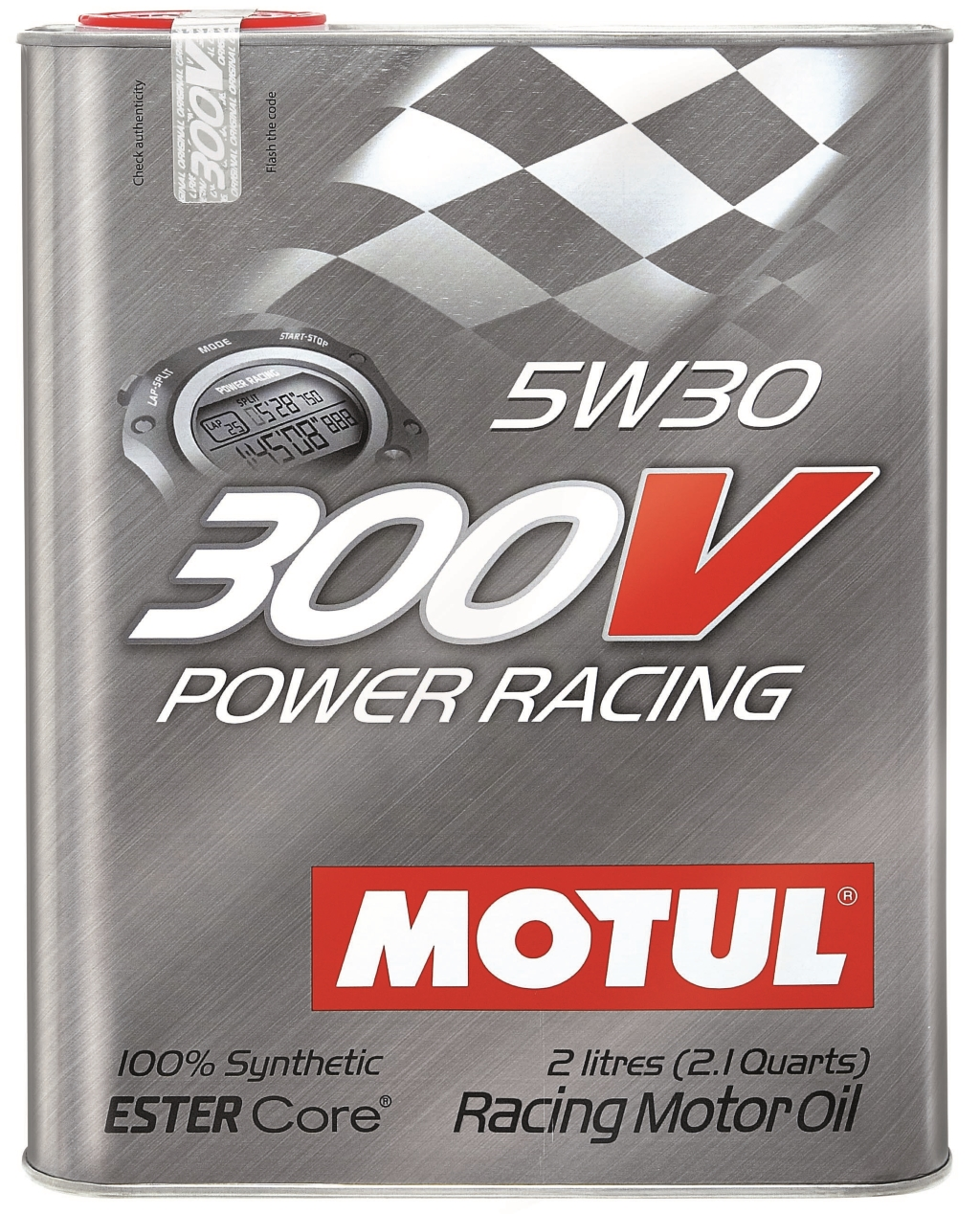 Motul 300V Competition 15W50 – 2L