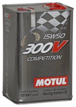 Motul 300V Competition 15W50 5L