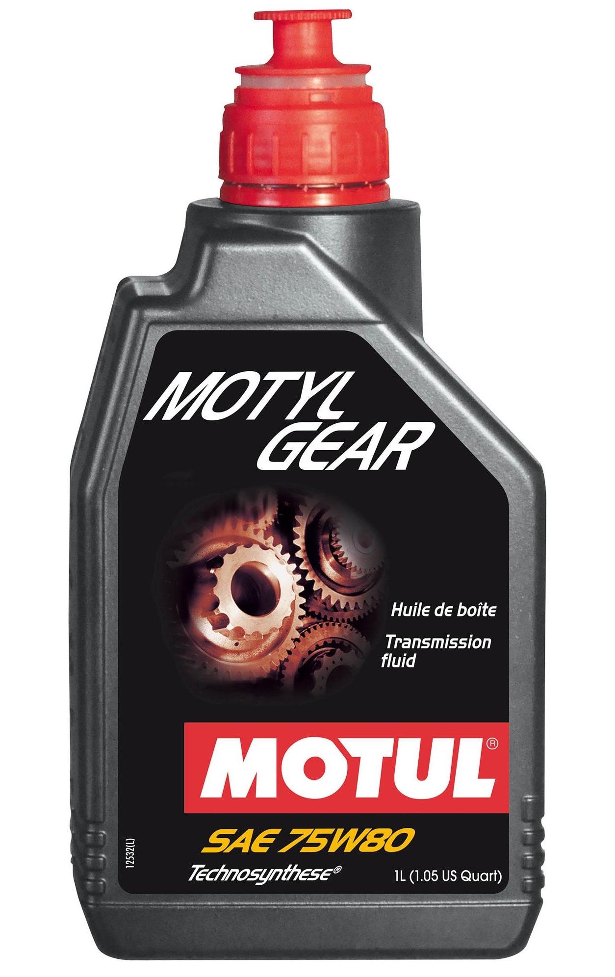Motul Motylgear 75W80 - 1L